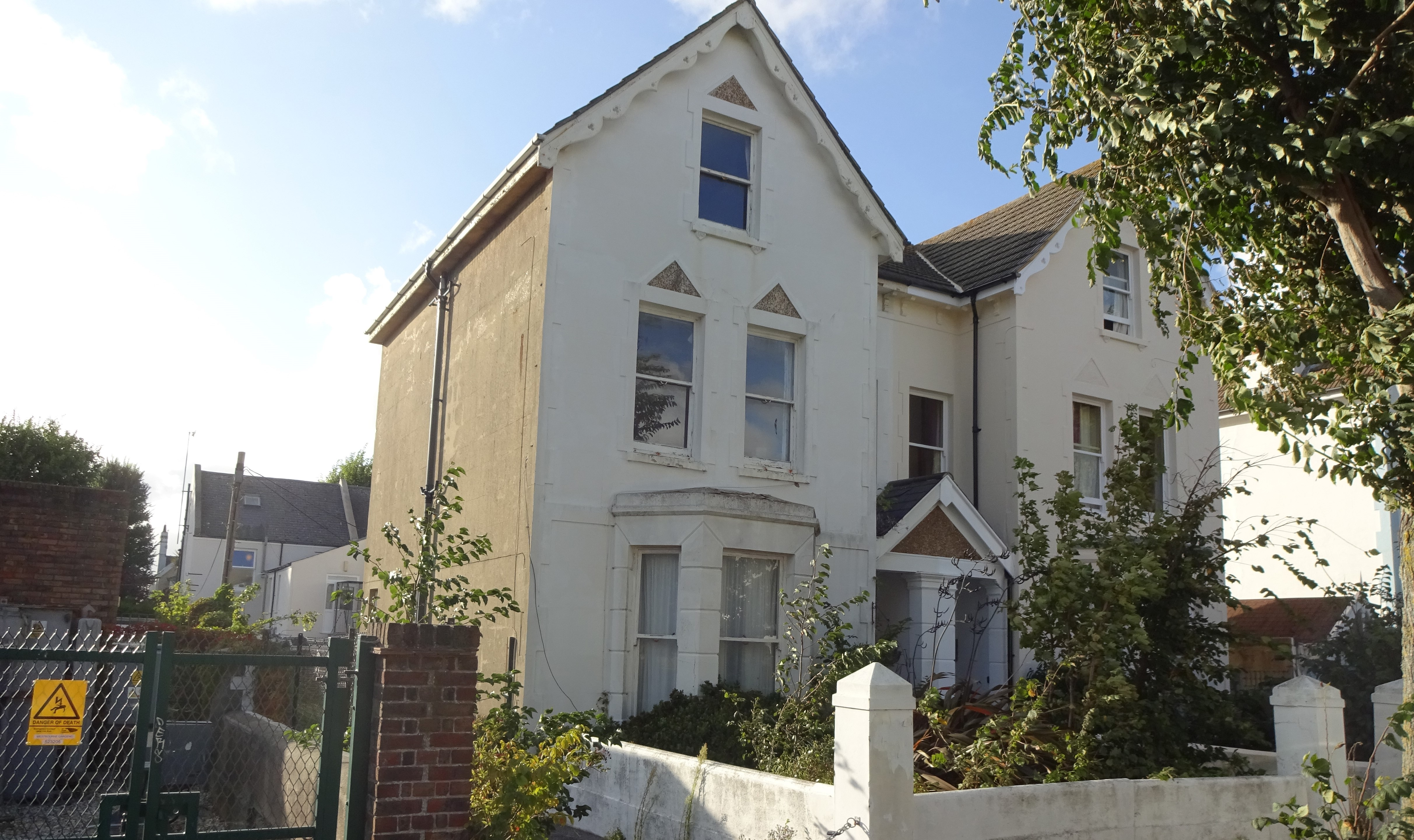 New Sale Completed - 6 Westbourne Gardens, Hove