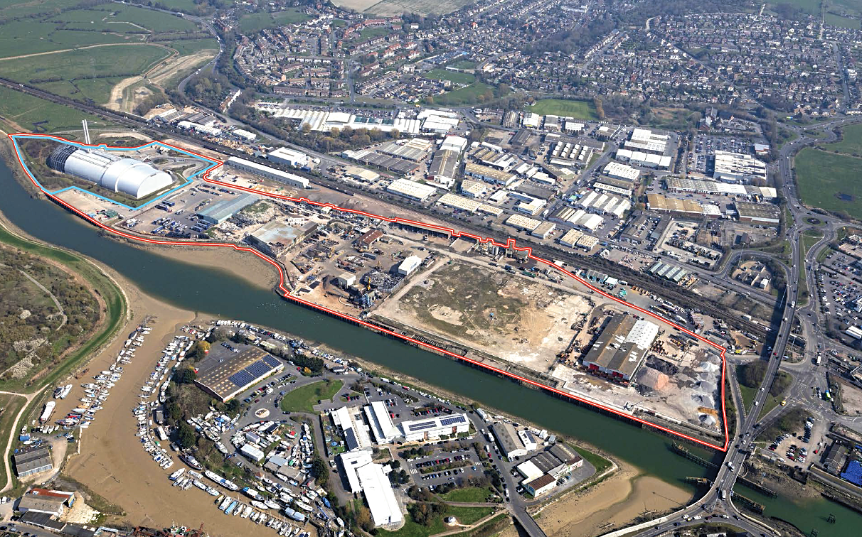 New Instruction - Multi-let Wharfside Open Storage & Distribution Investment