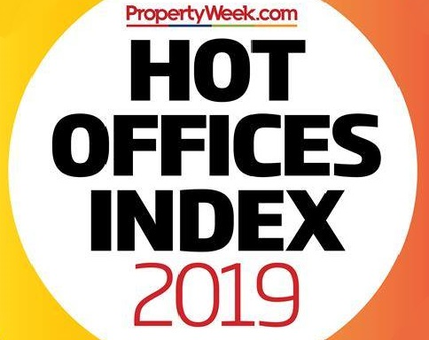 Hot Office Index - Brighton and Hove Occupy Top Spot for Third Consecutive Year