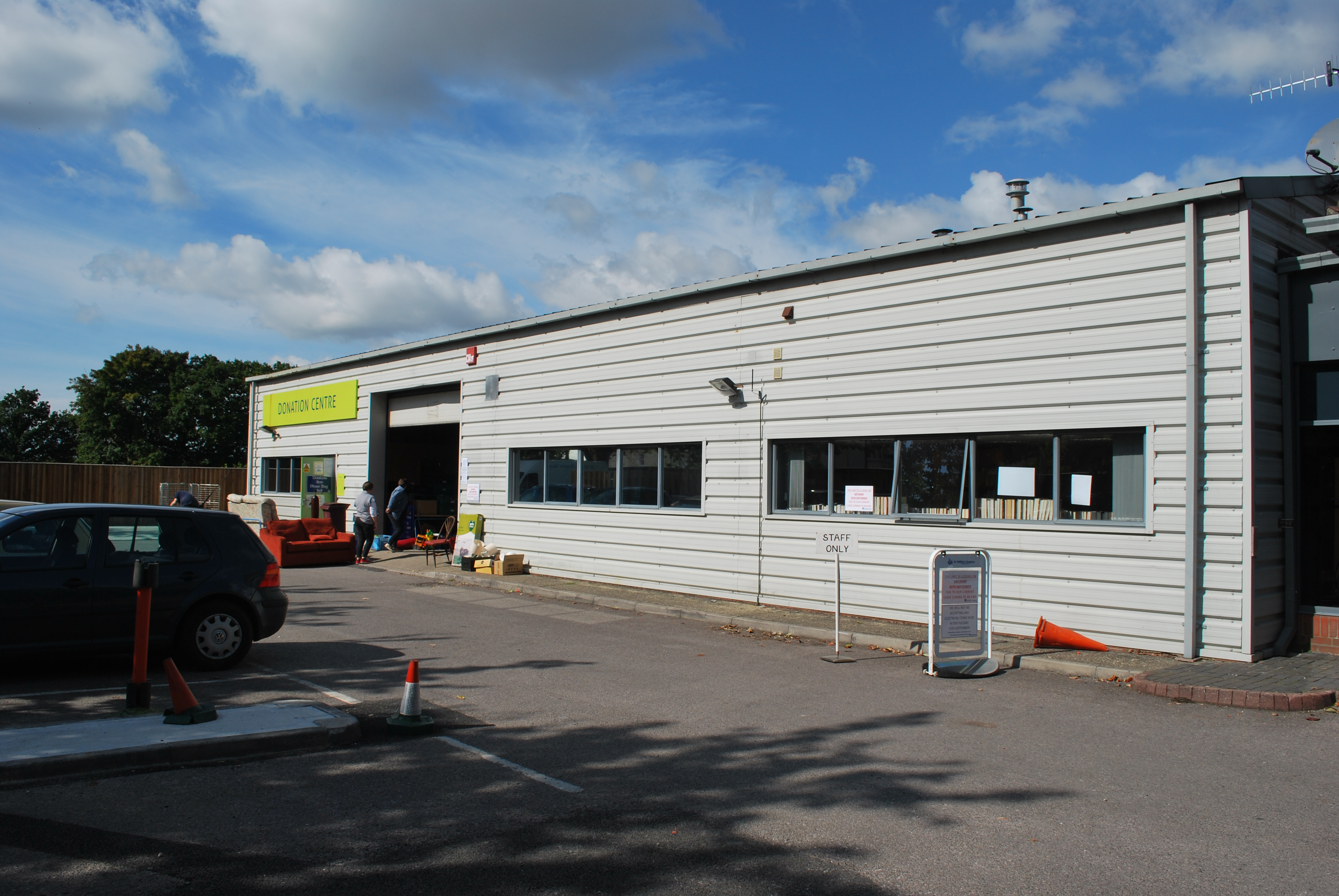 New Letting Completed - Unit 3 Summersdale, Chichester