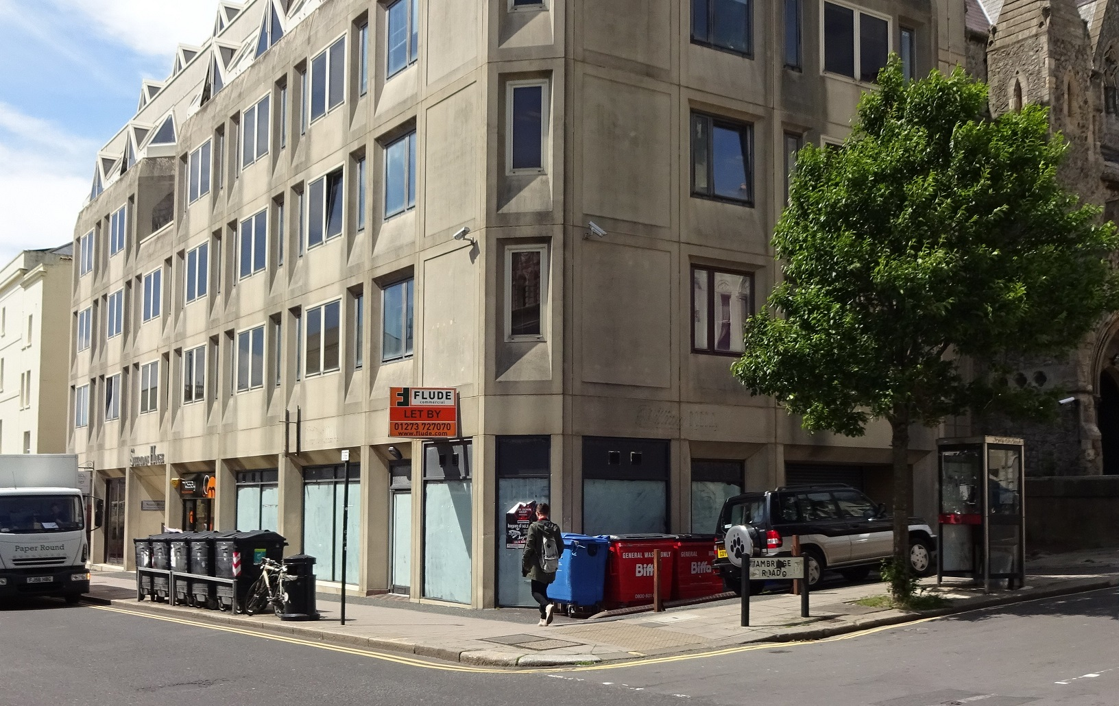 Letting Completed - 115 Western Road, Hove